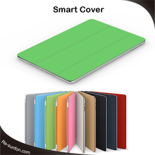 folding smart cover for ipad pro case, auto awake and sleep fuction for ipad mini case, PU leather case for ipad pro