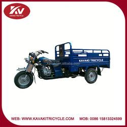 Popular fashion India high quality blue cargo 200cc atr-cooled lifan tricycle
