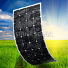 2015 High quality 100W 60w transparent solar panel for 12V solar pannel for roof long span life and high efficient