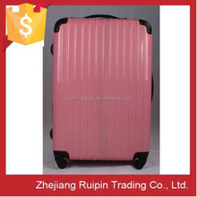 durable abs/pc printing luggage