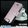 Wholesale high quality luxury flip cover cell phone case for iphone4