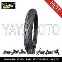 Nylon Bike Tyre 3.50-18 Tyre Size 2.75-18 Motorcycle Tubeless Tyre