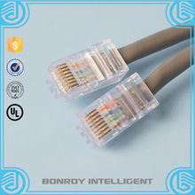 Creative networking cable PATENT PRotection Fluke UTP Cat6 Flat Patch Test Cable