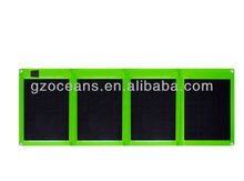 OS-OP404 foldable solar panel good charging performance solar panel professional manufacture