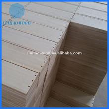 Madera de madera maciza muebles / decorativo tablero de madera