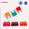 "120pcs assoted auto fuse/high quality car fuse with ""pp""box"