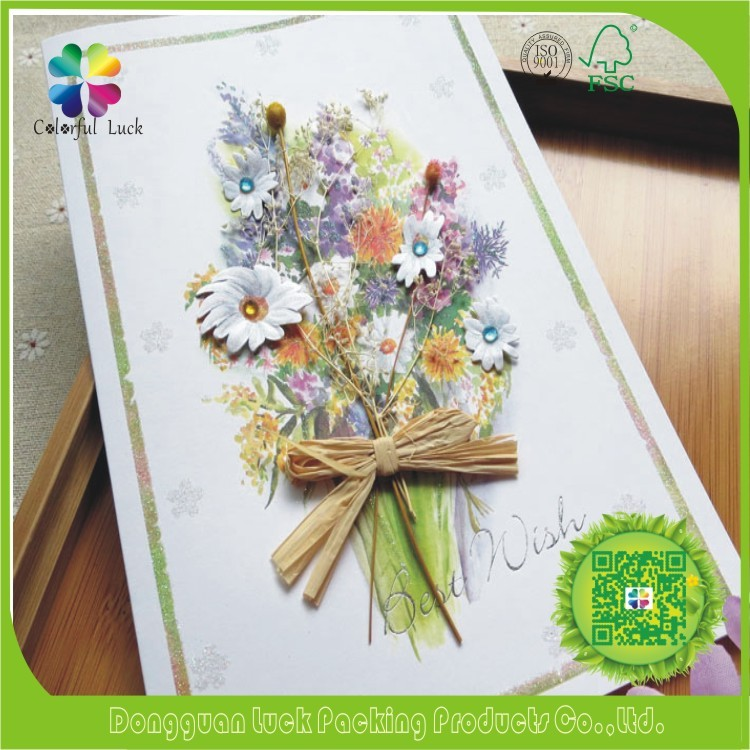 Decoration womens day handmade paper greeting card buy handmade 042525g m4hsunfo