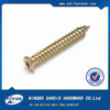 Self Tapping Screw Type A Zinc Plated Steel Self Tapping Screw Type A Zinc Plat