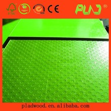 high quality film faced plywood with printed tego