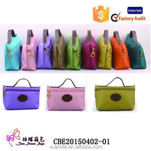 New design and products polyester cosmetic bag, promotional cosmetic bag, bag cosmetic