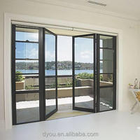 factory price aluminum exterior doors side panels from China supplier
