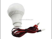 2016 hotsale products 12v 24v 36v 48v using rechargeable led light bulb