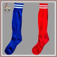 custom knee high white socks machine
