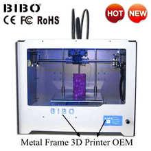 2015 metallo nuovo arrivo 3d stampante/Bibo stampante 3d con il prezzo competitivo e best seller in australia