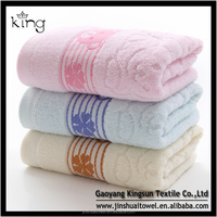 100% cotton promotional closeout towels with low price