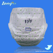 2015 B Grade Baby Nappies Diapers in Bales