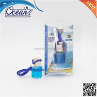 13ml hanging car air freshener glass bottle