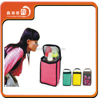 Hot sale high quality waterproof Baby bottles packing bag
