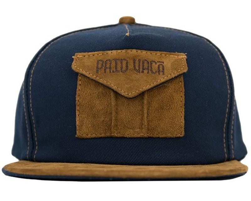 New-Design-Blank-Leather-Strap-Snapback-Cap