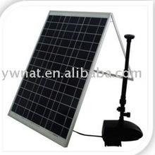 Di acqua solare sistema di pompaggio prezzo solare alimentata sommerse pompa per Agricoltura/giardino/piscina
