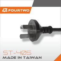 Made in Taiwan AC china mainland nintendo power cord