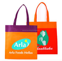 Top quality new type PP non woven bag/foldable non woven bag/eco non-woven trade show bag