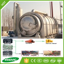 Best selling high quality alibaba trade assurance used tire recycling equipment to crude oil