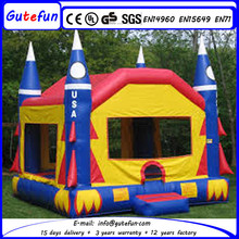 playground equipment inflatable magic castle
