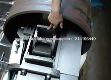 2 QG serie automática tubo interior portátil máquina de chorreo de arena