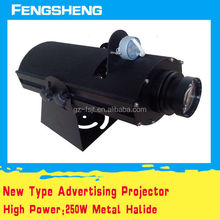Ip65 outdoor advertising led holiday projector with 15000 Lumens