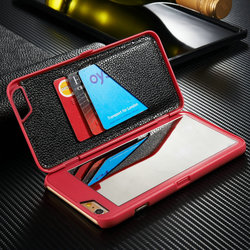 Wholesale Colorful Mirror Phone Case for iPhone 6, New Design Cellphone Case for iPhone 6 Cover