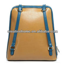 The Magic Band Series College Style Contrast Color Backpack