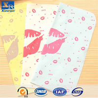 Silk like microfibre cleaning cloths for eyeglasses