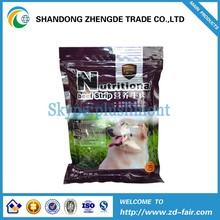 Pet Snacks Packaging Bag, Dog Food For Beef Strip, Heat Seal Pet Food Bag
