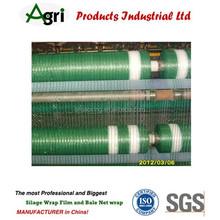 Stretch type film round bale wrap net/hay bale wrap net