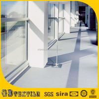 high quality 4mm Glue Installed PVC Vinyl Floor Tile