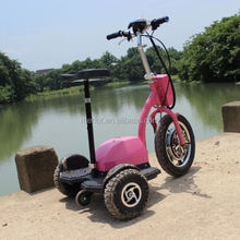 New Arrival 3 wheeler electric powered fully loaded 4 seater electric golf cart with front led light