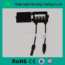 Useful competitive price zhejiang oem solar connector adapter
