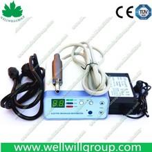 Wwg-m800 Hot Sale Brushless Eletric micromoteur avec la lumière et l'eau