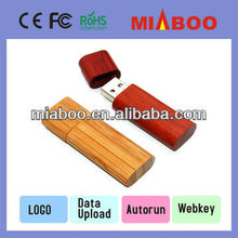 Promation Wooden USB 2.0 Flash Drive,can brand your own LOGO,Environmetal OEM Wooden USB Pen With Free Laser Engraving Logo!