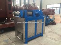Roller press granulator without drying machine to make NPK fertilizer