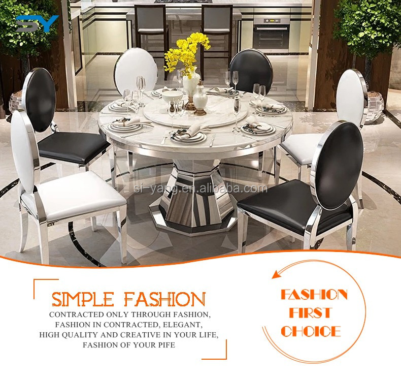 Shin lee dining room tables