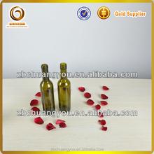 Promotion 750ml,500ml,375ml,200ml glass bottle for beverage bottle