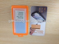 tempered glass screen protector for iphone 5 ,screen guard,factory supply !