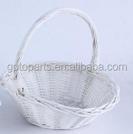 Cadeaux faits la main en osier vide pas cher en osier - Panier de rangement en osier pas cher ...