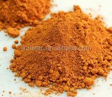 liquid iron oxide synthetic iron red/yellow/black pigment powder