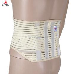 2015 best medical waist belt adjustable Orthopedic waist belt waist support breathable lumbar support belt for back pain