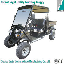 Estrada legal sports utility vehicle, Com carga cama, Eg2040hcxr-01