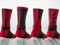 Venta al por mayor calcetines personalizados diseño logo genial calcetines fútbol
