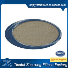 PPS needle punched felt/filter cloth/filter material